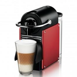 DeLonghi EN 125.R Nespresso Pixie Kapselmaschine