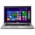 ASUS F751LX-T4028T Notebook mit i7 8GB RAM GTX950 SSD-Cache
