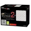 Nintendo New 3DS Konsole White inkl. New Style Boutique 2 und Zierblende