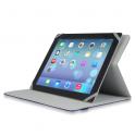 """V7 Slim Universal Schutzhülle mit Stand für iPad und Tablets bis 25,7 cm (10,1"""") schwarz"""