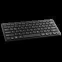 V7 Bluetooth 3.0 Mobile Slim Tastatur für Tablet PCs und Smartphones