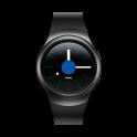 Samsung Gear S2 Sport SmartWatch schwarz