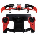 Parrot BeBop Drone rot mit Sky Controller für Android- Apple Smartphones und Tablets