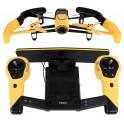 Parrot BeBop Drone gelb mit Sky Controller für Android- Apple Smartphones und Tablets
