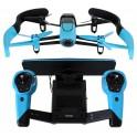 Parrot BeBop Drone blau mit Sky Controller für Android- Apple Smartphones und Tablets