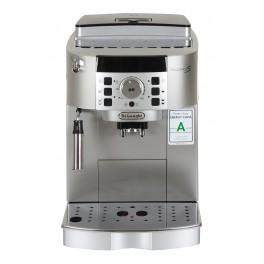DeLonghi ECAM 22.110.SB MagnificaS Kaffeevollautomat Silber/Schwarz